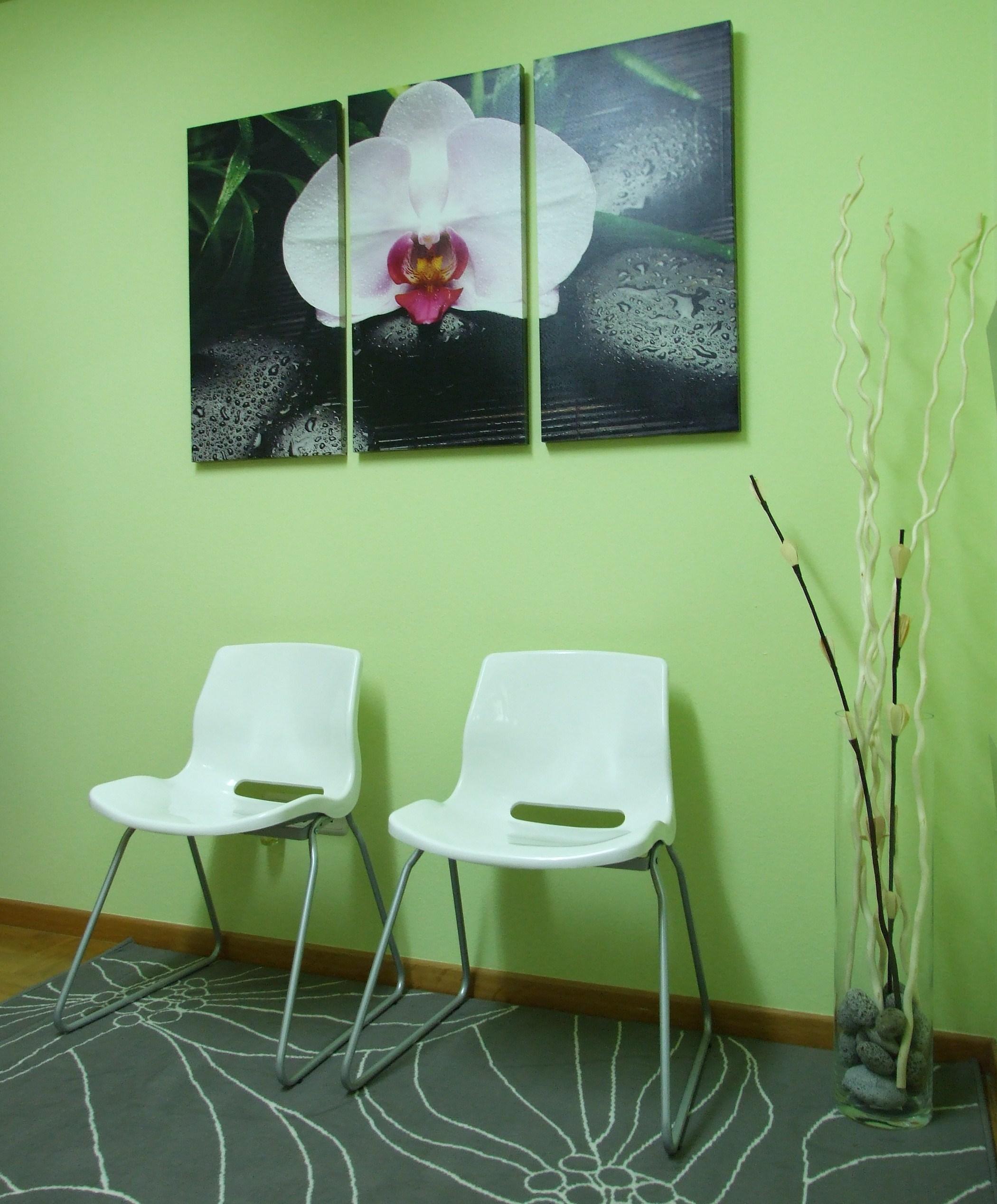 Sala de espera Psicólogos Avilés (Asturias)